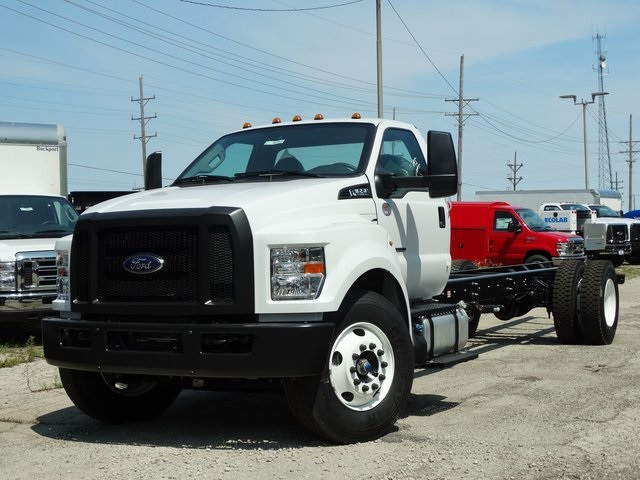 New 2018 Ford F-650SD MEDIUM DUTY