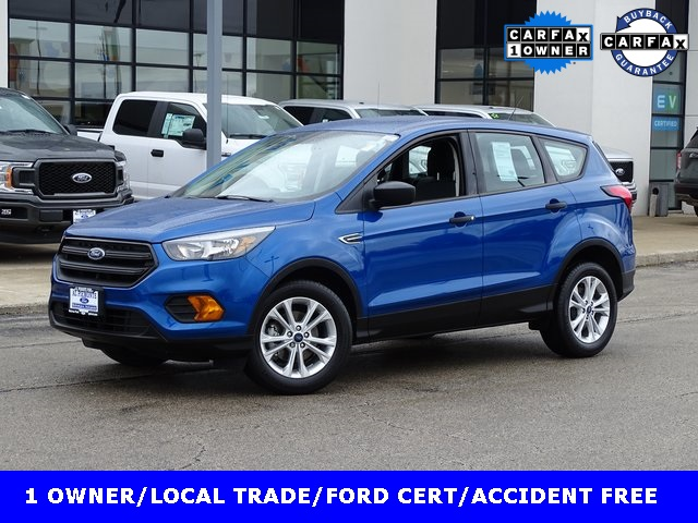 Certified Pre-Owned 2019 Ford Escape S