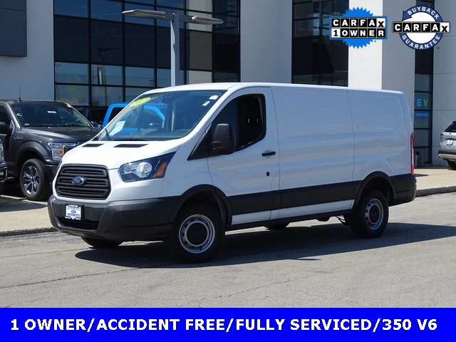 Pre-Owned 2017 Ford Transit-350 Base