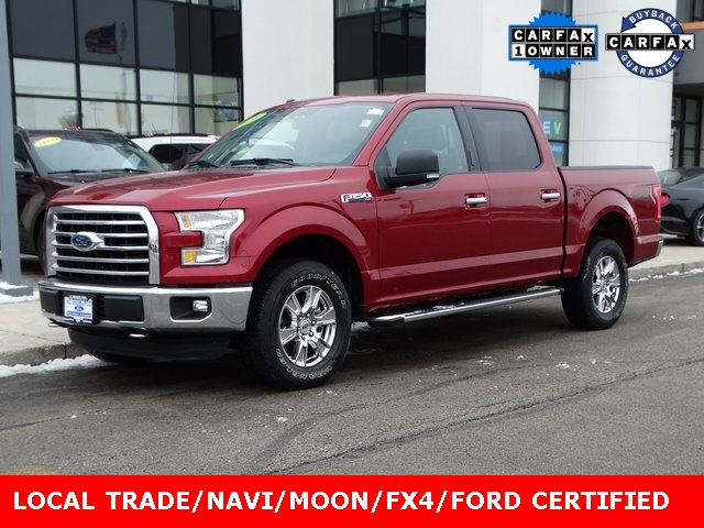 Certified Pre Owned 2016 Ford F 150 Fx4