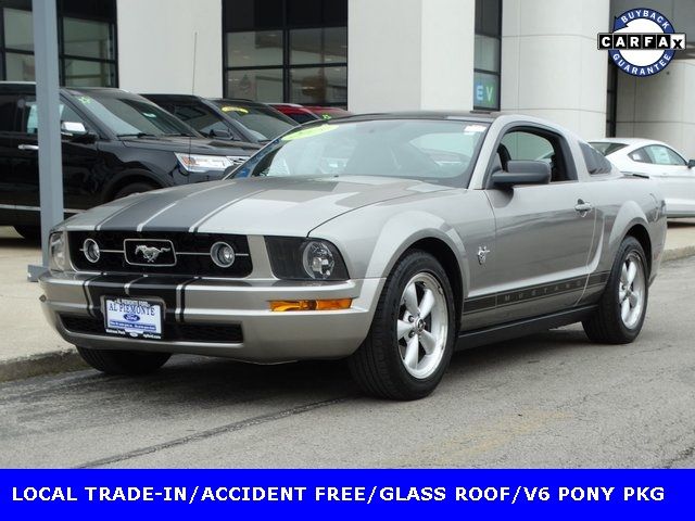 Pre-Owned 2009 Ford Mustang V6 Premium