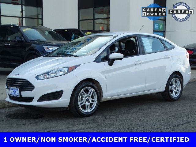 Certified Pre-Owned 2017 Ford Fiesta SE