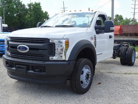 New 2018 Ford F-550SD XL