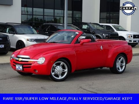 Pre-Owned 2004 Chevrolet SSR Base