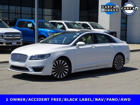 Pre-Owned 2018 Lincoln MKZ Black Label
